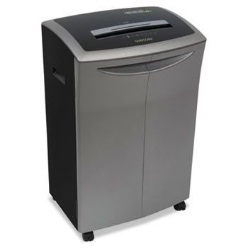 Gxc181ti Platinum Series Deskside Cross-Cut Shredder, 18 Sheet Capacity