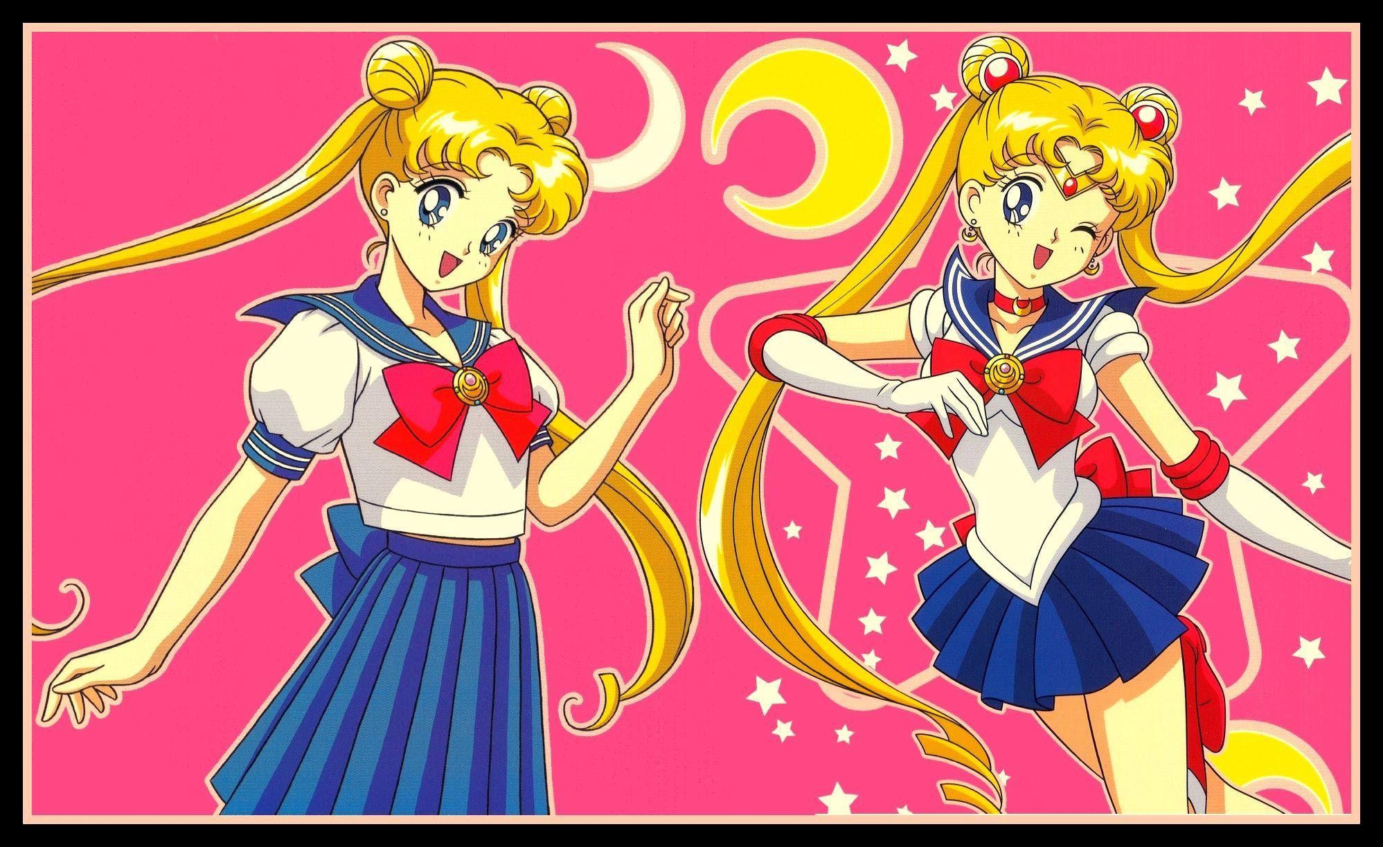 Usagi Tsukino / Sailor Moon by marco albiero | Sailor Moon - Marco ...