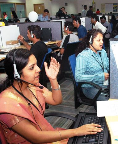 Bangalore Calling Global Re Location Of Call Center Jobs Call