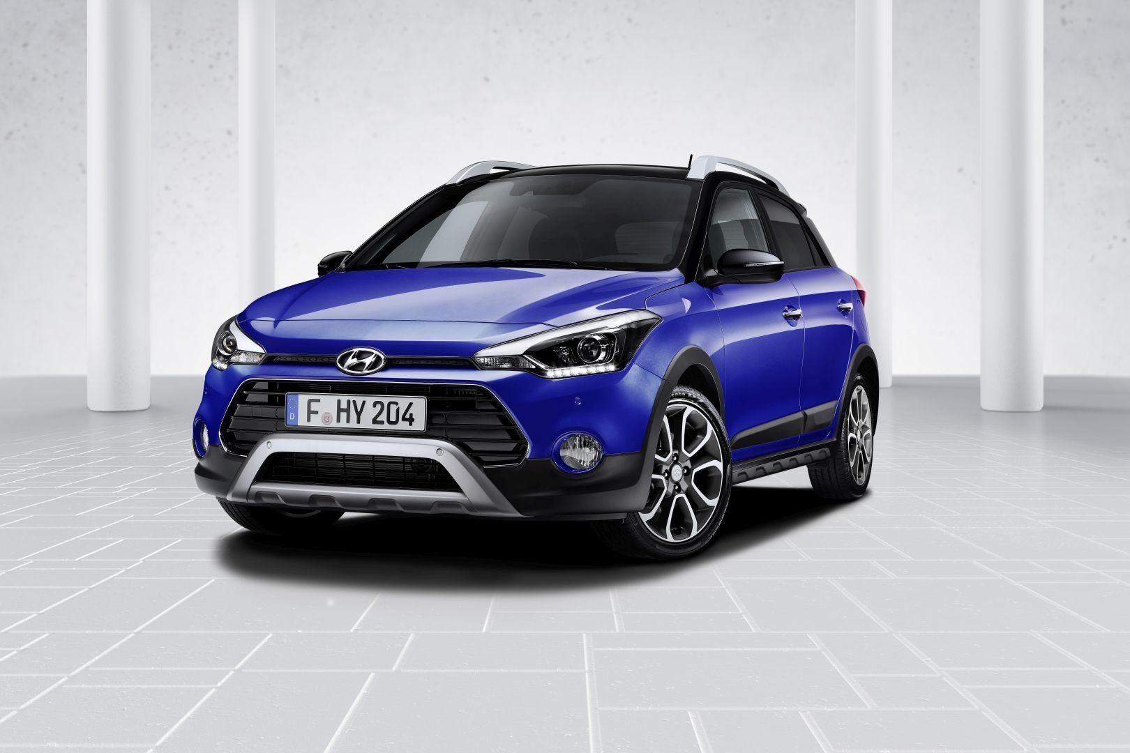 Hyundai I20 Active Specs Photos 2018 2019 Hyundai European Models Facelift