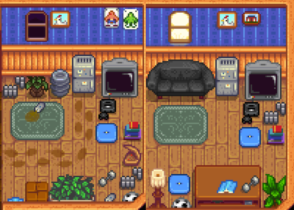 Clean Shane's Room at Stardew Valley Nexus - Mods and