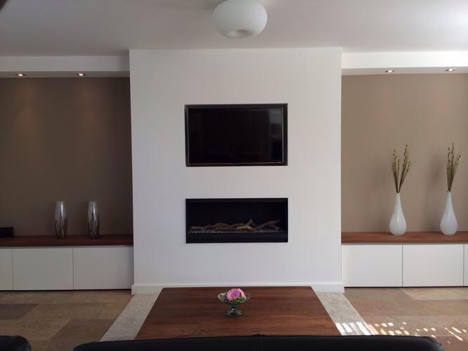 Afbeeldingsresultaat voor koof met spotjes woonkamer | Home ...