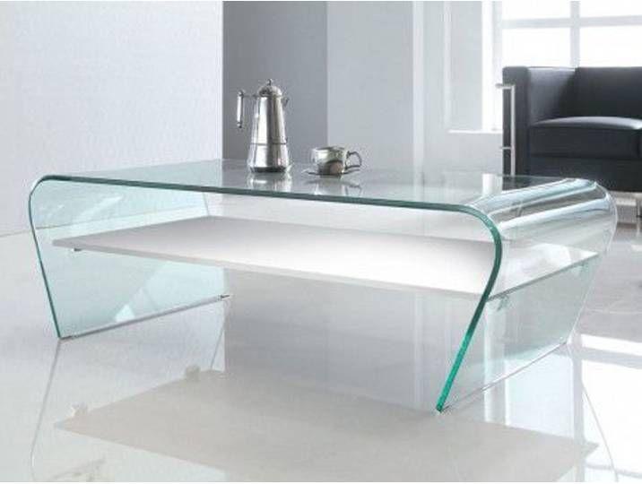 Couchtisch Glas Design Kelly Weiss Furniture Home