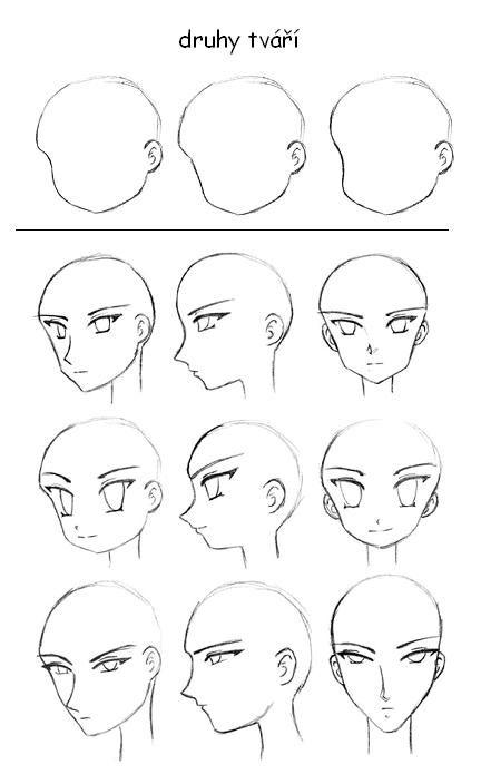 Comment Dessiner Un Manga : comment, dessiner, manga, Modèle, Dessin, Manga, Manga28, Comment, Dessiner, Manga,