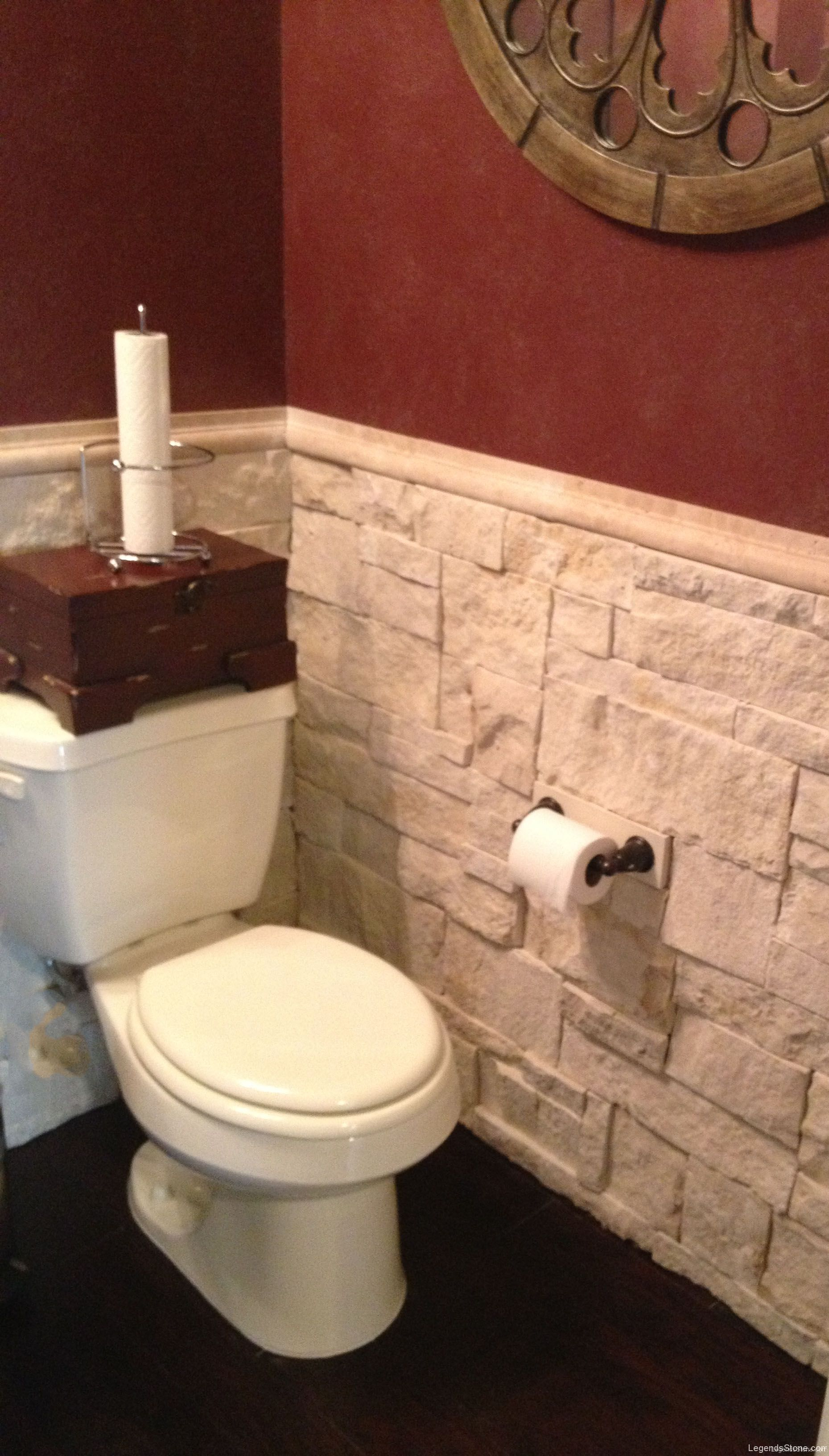 Bathroom Sinks Houston brazos blend natural stone thin veneer - legends stone houston tx