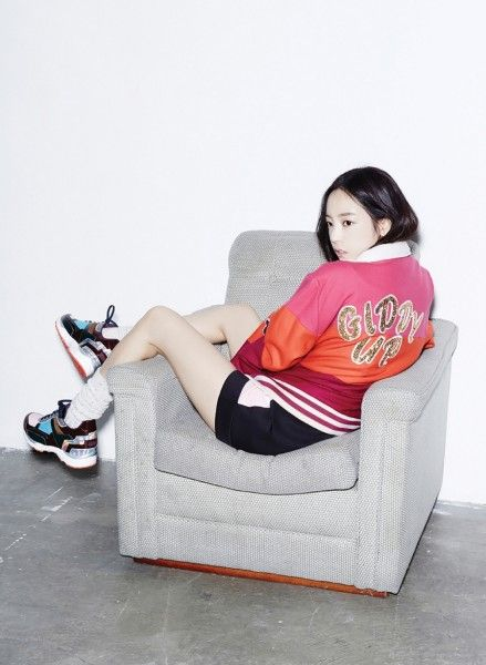 More Goo Hara for Cosmo! - OMONA THEY DIDNT! Endless
