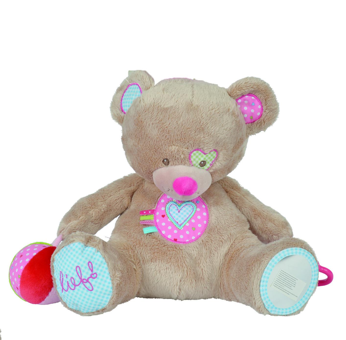 lief lifestyle knuffels teddyberen pluche soft toys