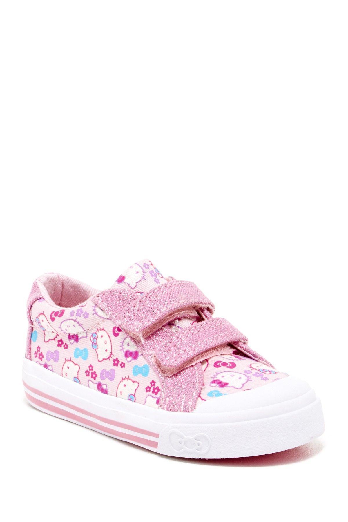 Stride Rite Springtime Kitty Sneaker Toddler & Little Kid