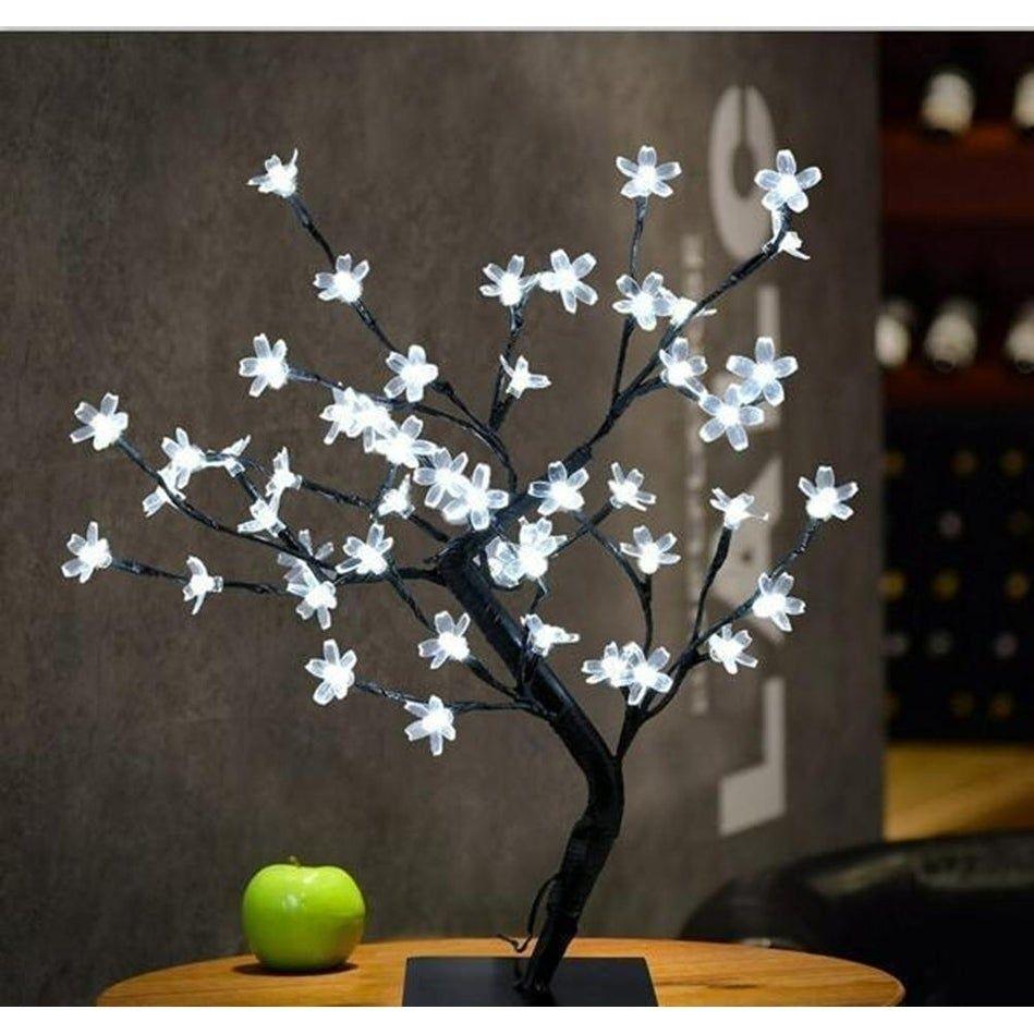 Cherry Blossom Tree 288 Light Lamp Cherry Blossom Tree Lighted Tree Branches Blossom Trees