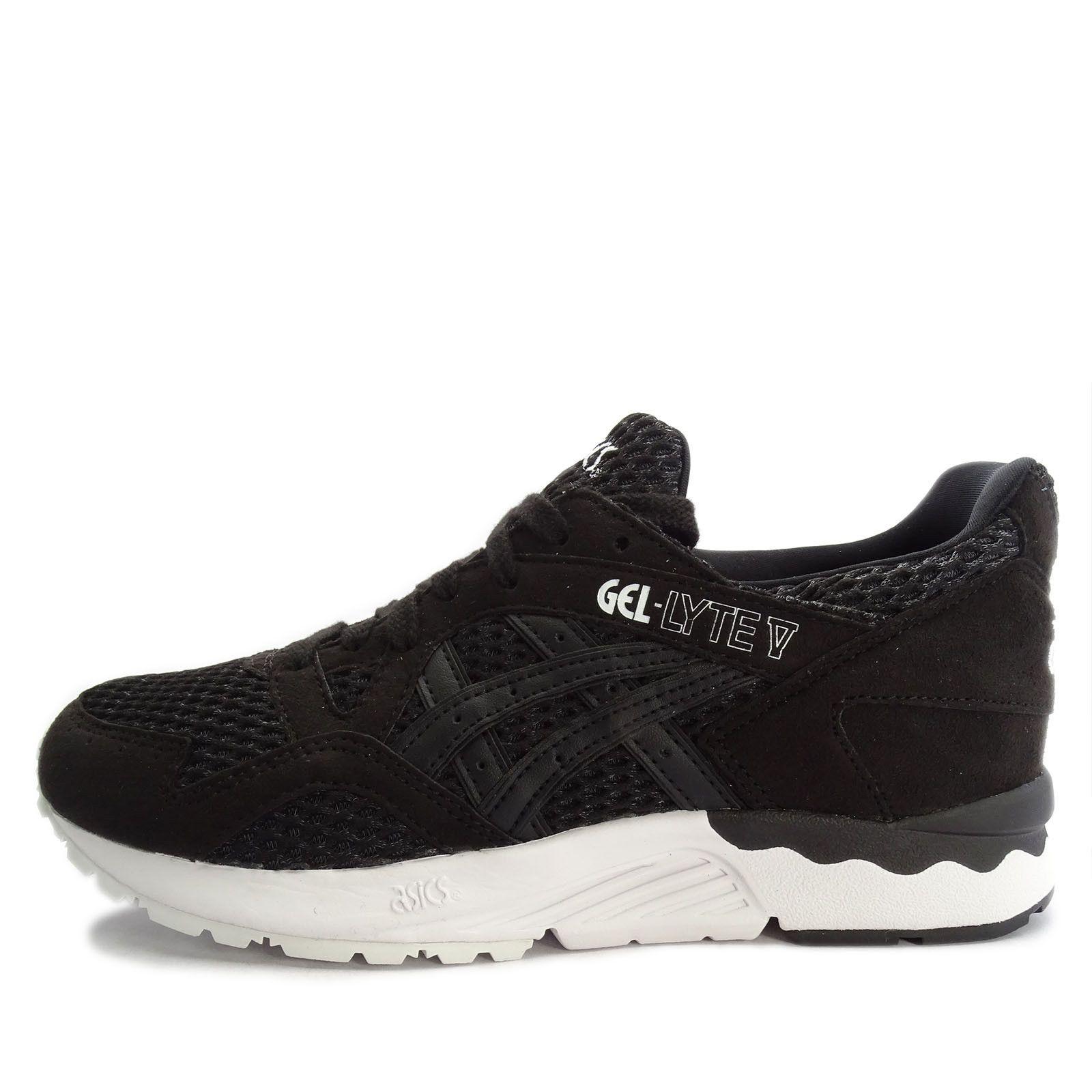 online retailer 2036f 62841 Asics Tiger GEL-Lyte V  H7K2N-9090  Men Casual Shoes Black