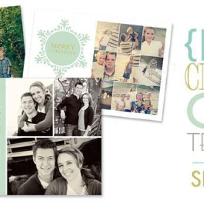 Awesome! FREE Printable Christmas Card Templates {Printable Christmas Cards}