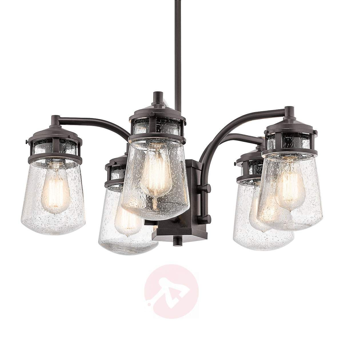 5 Punktowa Zewnetrzna Lampa Wiszaca Lyndon Outdoor Hanging Lights Outdoor Pendant Lighting Outdoor Ceiling Lights