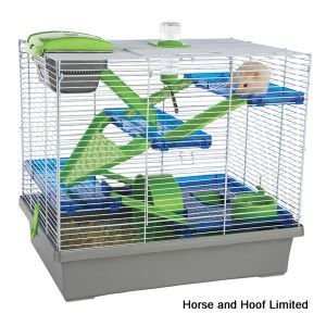 Rosewood Pico Hamster Cage Silver Large Hamster Cage Cool Hamster Cages Small Animal Cage