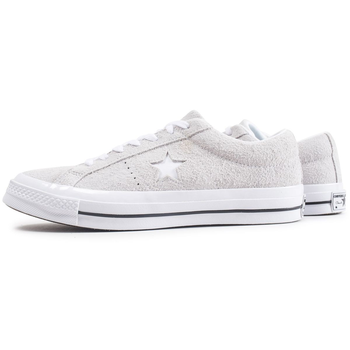 converse homme basse blanche 42