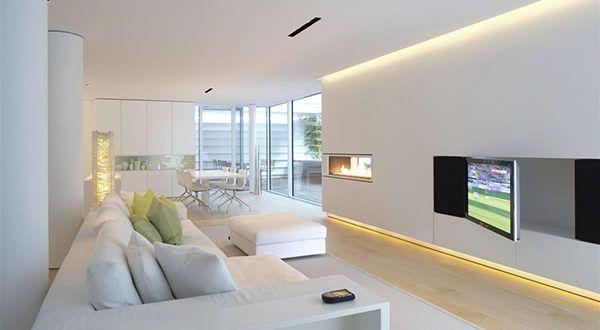 Lichtdesign eine spektakuläre Raumgestaltung mit Lichteffekten für