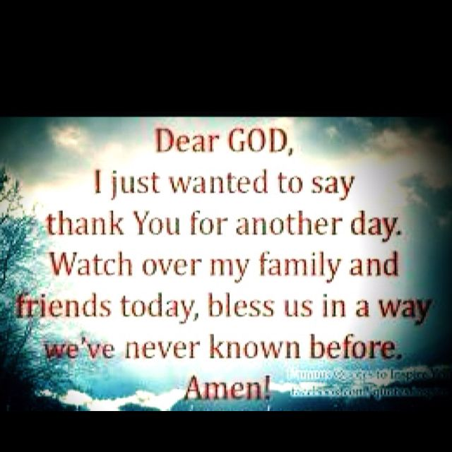 A Powerful Prayer Straight To The Point Power Of Prayer Inspirational Quotes Dear God