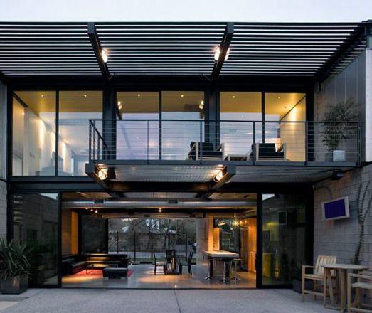 Desain Rumah Minimalis Industrial Rumah Minimalis Di 2019