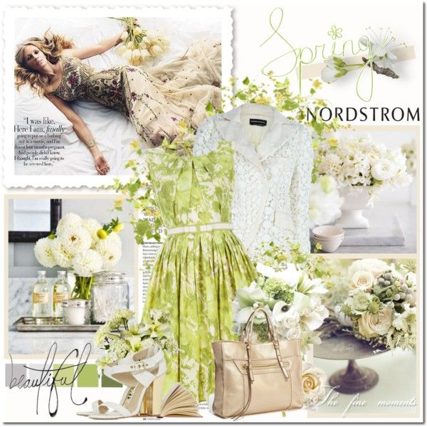 Julia Roberts - Spring Recollections by amaryllis on Polyvore featuring ファッション, Antonio Marras, Sonia Rykiel, Reiss, Steve Madden, Drift Away, Bellagio, Nordstrom, floral print and leather tote bags