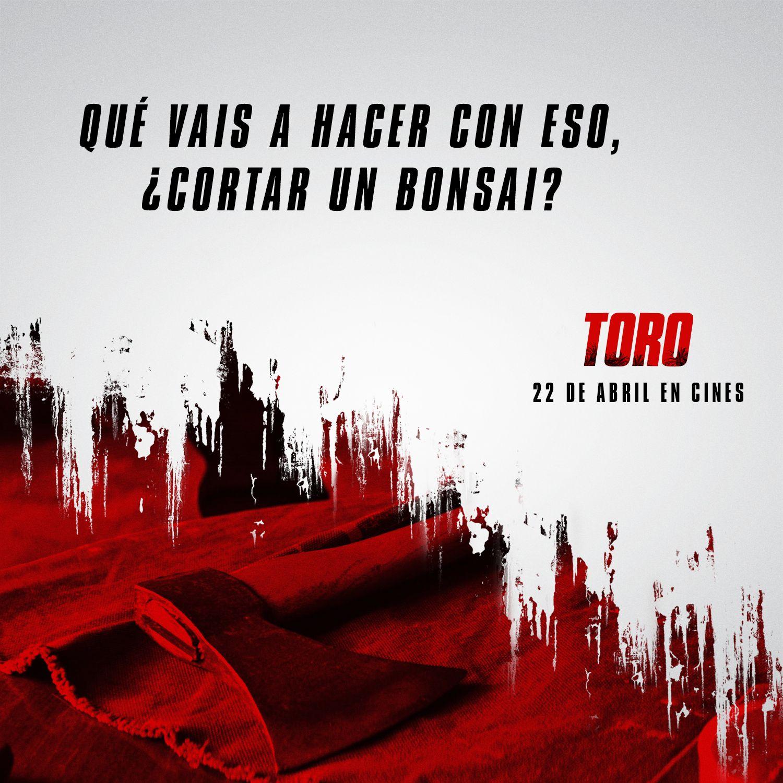 """Toro con Mario Casas y Luis Tosar: """"Qué vas a hacer con eso?"""
