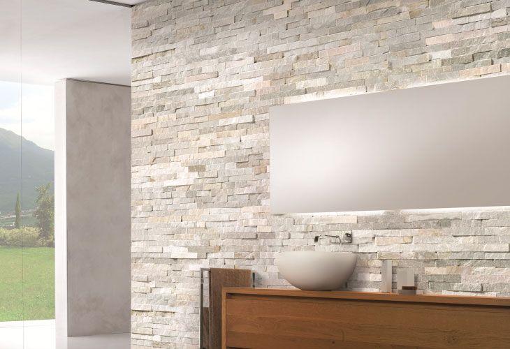 design pareti interne rivestimento in pietra naturale natstone grey finiture