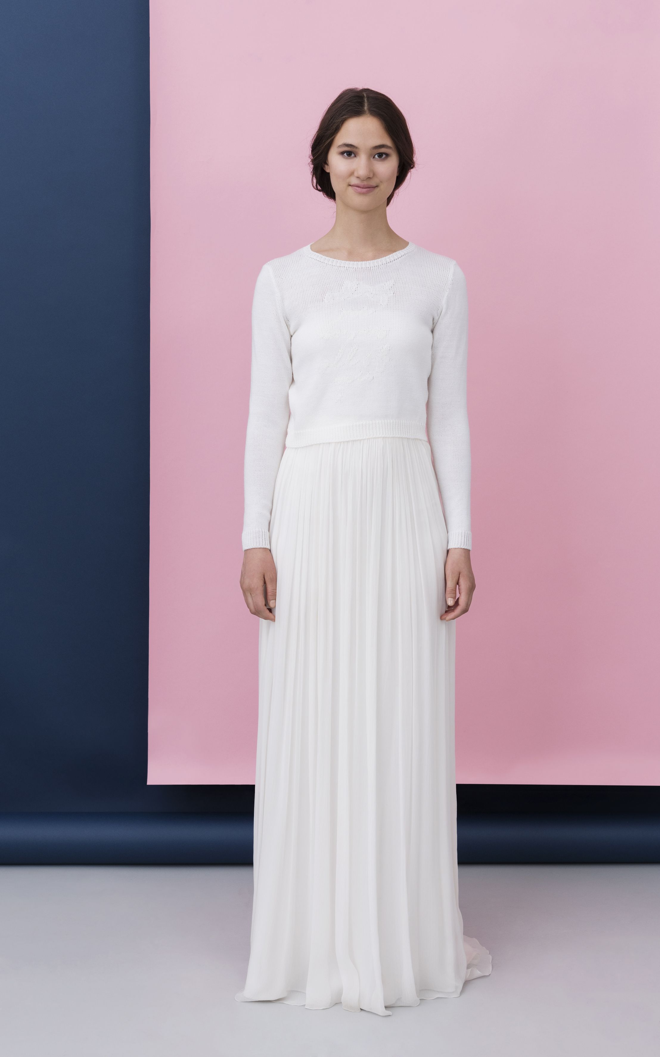 kisui Berlin Collection Bridal Style: Skirt edisa & Pullover Poetic ...