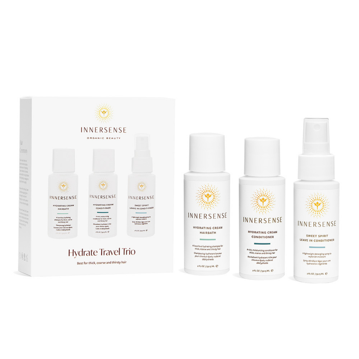 28+ Hydrate Collection Travel Trio