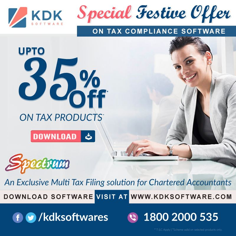 Pin by kdk softwares india pvt on best offer on tax