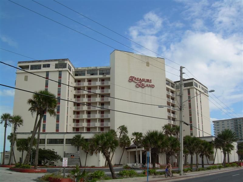 Treasure Island Daytona Beach Fl Abandoned