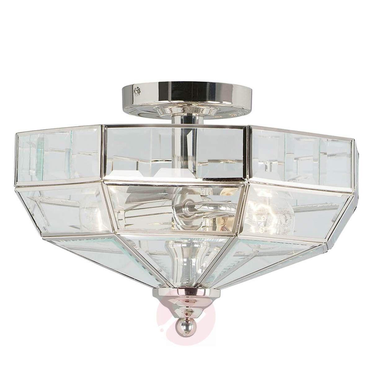Old Park Lampa Sufitowa Z Dystansem Lampy Sufitowe W