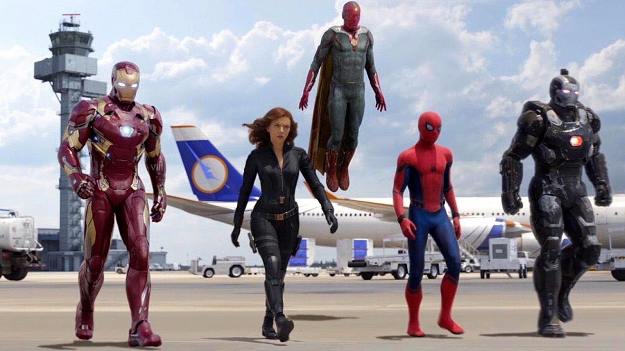 Pin By Caleb On Marvel In 2021 Iron Man Civil War Movies Spiderman Vs Captain America