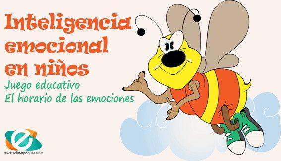 Inteligencia emocional en niños y niñas, base de la ...