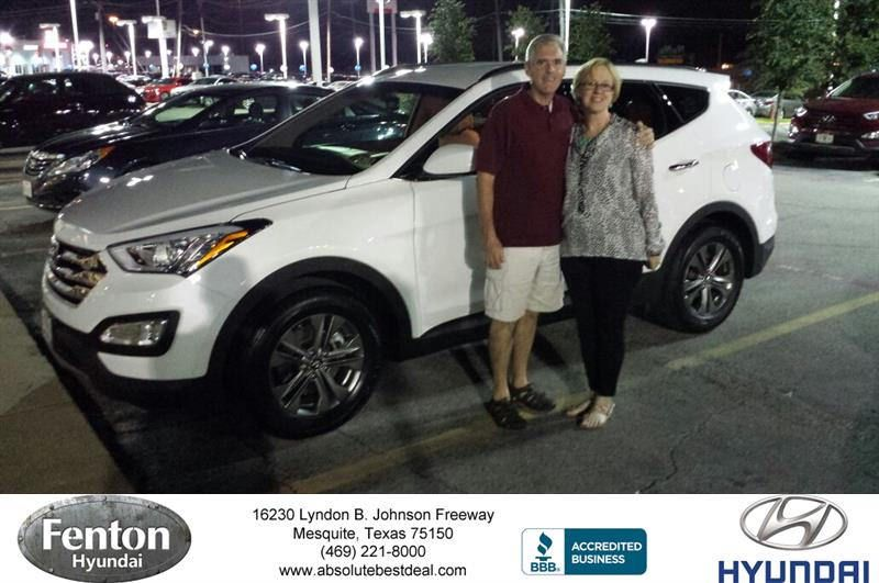https://flic.kr/p/FuYXuF | #HappyBirthday to Darlene from Elijah Riess at Fenton Hyundai! | deliverymaxx.com/DealerReviews.aspx?DealerCode=H248