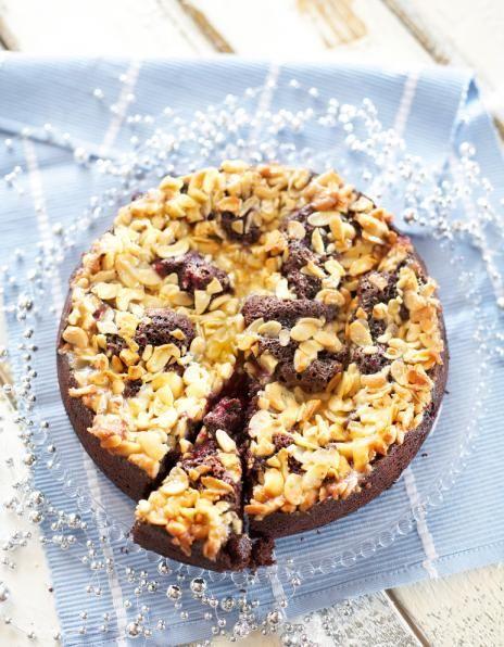 Suklaa-vadelma-toskakakku | Täytekakut | Pirkka