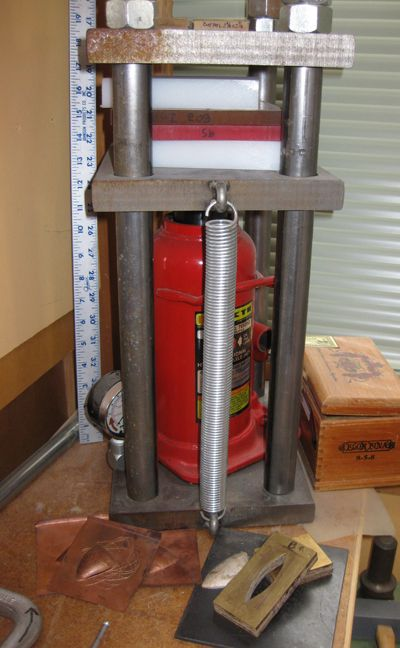 Hydraulic Press I like Carlau0027s blog! Tofu Machine Pinterest