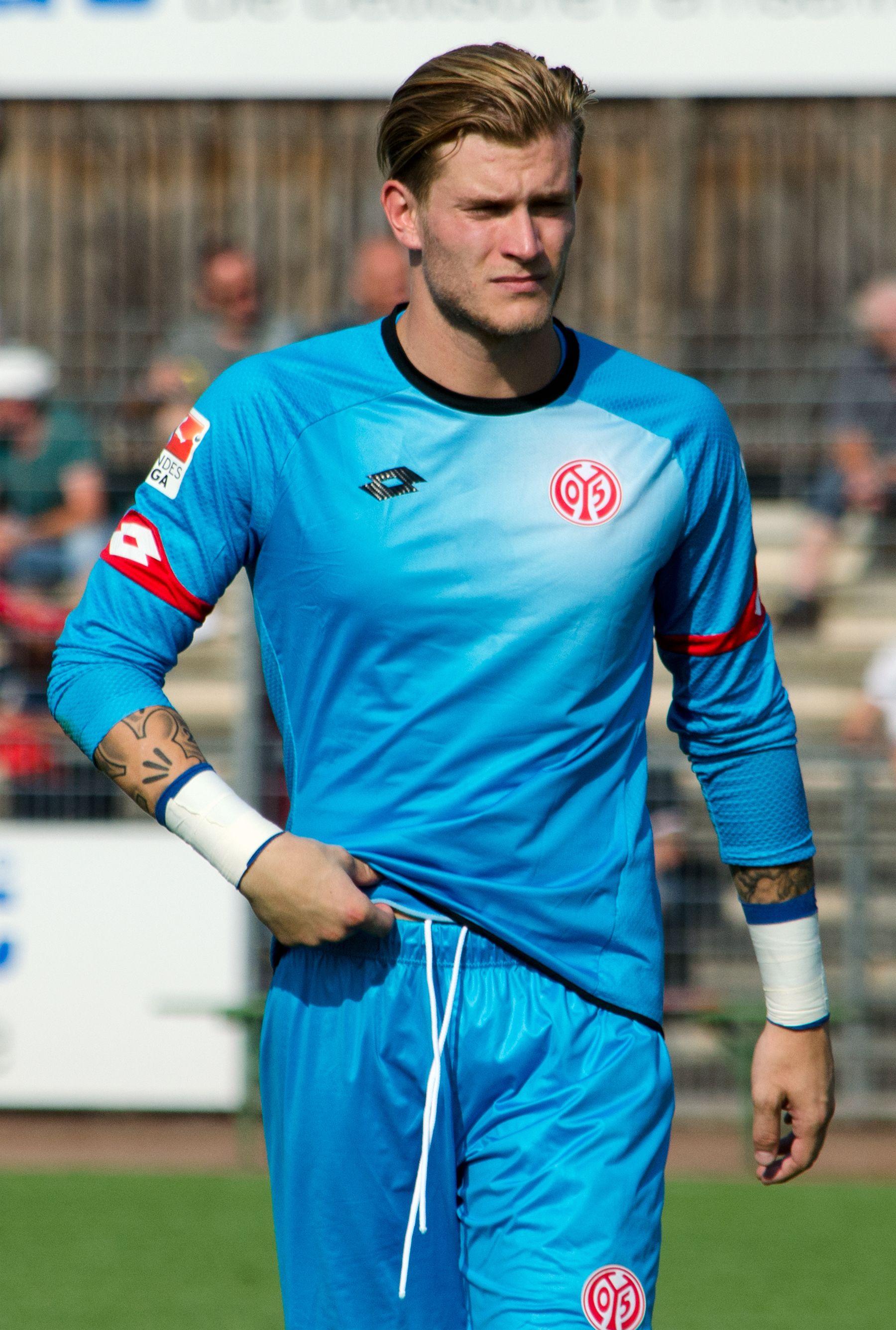 Loris Karius Glorious Goalkeepers Lol