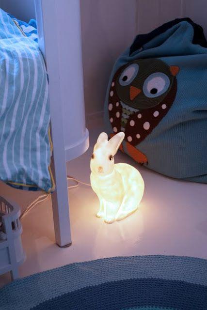 BO: Hare Hopp, Harelampe