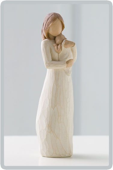 Willow Tree Angel of Mine $29.95---I Gave This Statuette To A Friend Of Mine's Daughter When Her Son Was Born...She LOVED IT!! Great For New Moms....