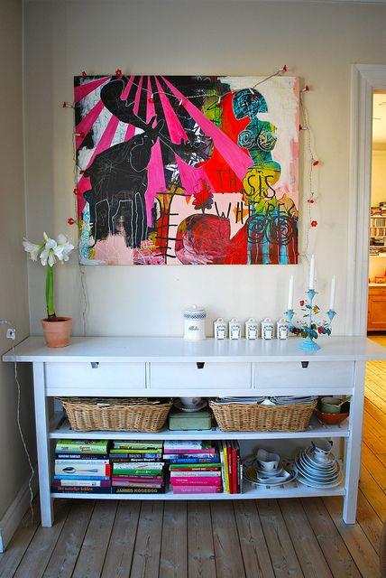 Ikea Norden Buffet Forhoja Kitchen Cart Play House