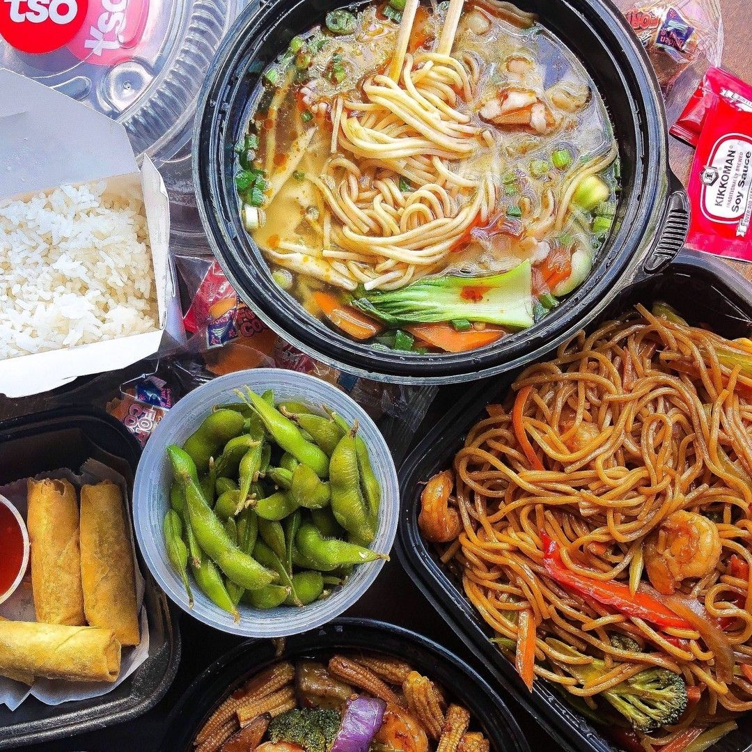 Tso Chinese Delivery Austin S Chinese Take Out Delivery In 2020 Chinese Food Delivery Best Chinese Food Chinese Delivery
