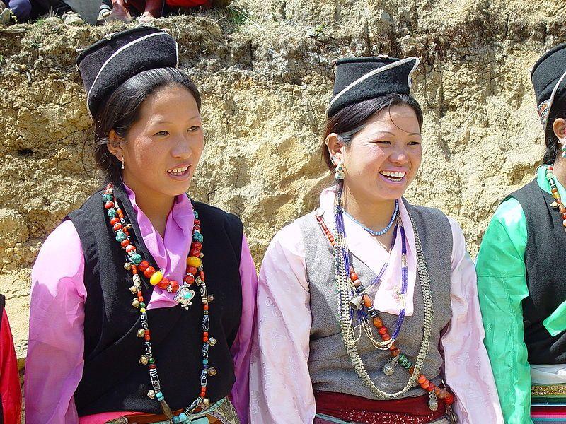 The Memba tribe live in Arunachal Pradesh. The Memba are