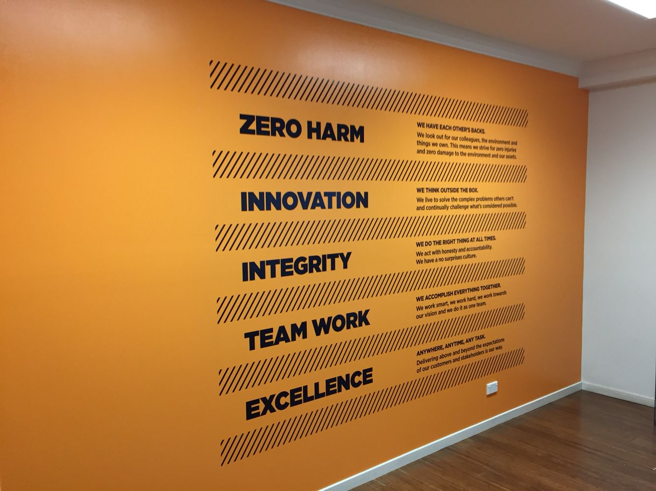 Image result for Company mission and values | Green Summit ...