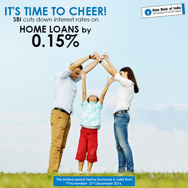 There Has Never Been A Better Time To Buy Your Dream Home Than Now Sbi Slashes Interest Rates On Sbihomeloans By