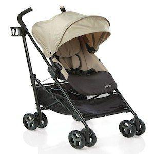 Zobo Turn Lightweight Stroller Tan Disney Trips Baby Strollers