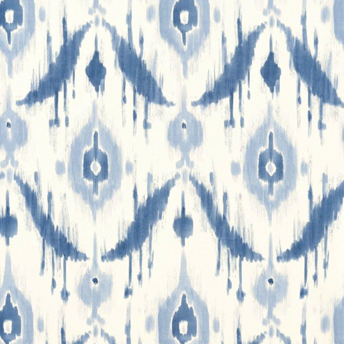 Island Ikat Wallpaper