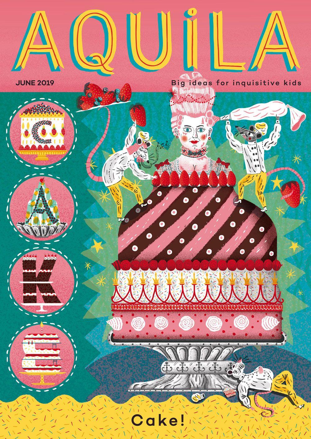 Aquila childrens magazine official website aquila