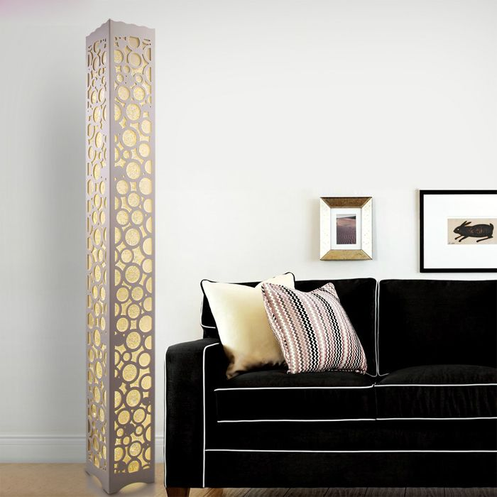 Modern led wooden floor lamp bedroom wood led floor lamp carved cheap lamp kit buy quality lamp light feathers directly from china lamp image suppliers modern led wooden floor lamp bedroom wood led floor lamp carved aloadofball Image collections