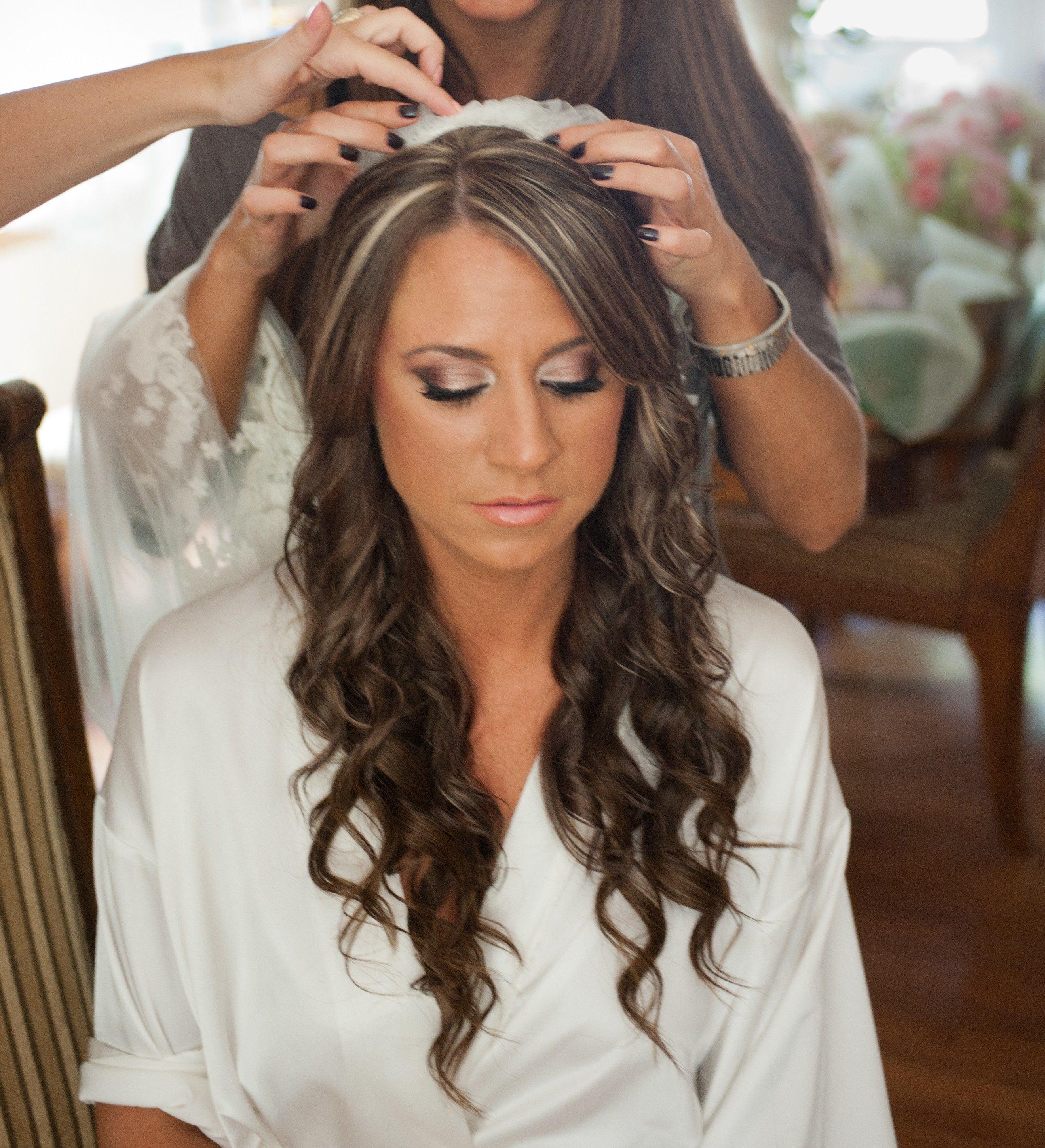 Hair & Makeup by Crissy at Salon Couture Watertown CT | Our wedding ...