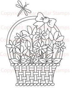 Digis 101 Digi Stamps Digital Stamps Embroidery Patterns