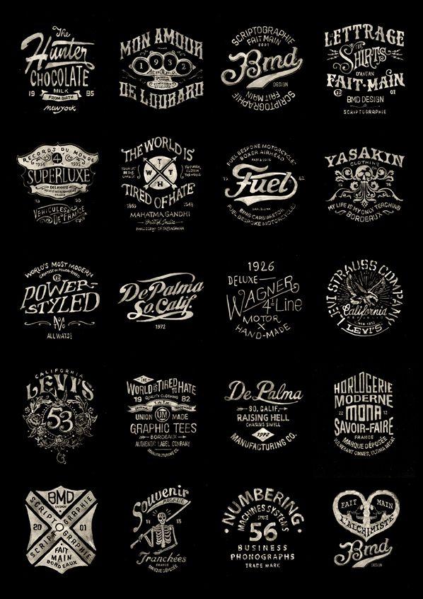Typeverything Photo Graphic Design Logo Lettering Design Logo Design