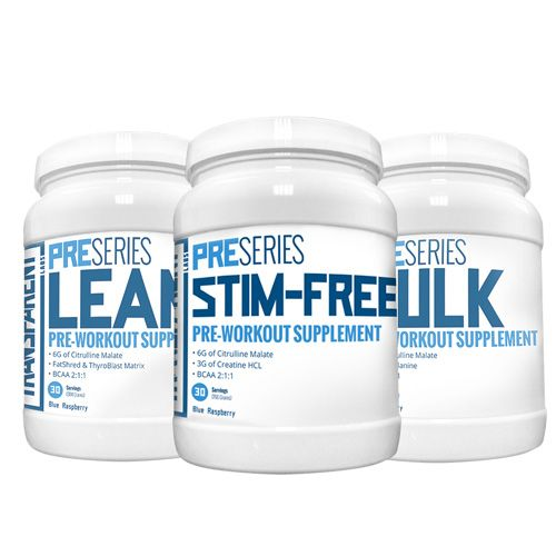 Transparent Labs Supplement Stacks Supplements Pre Workout Supplement Stack